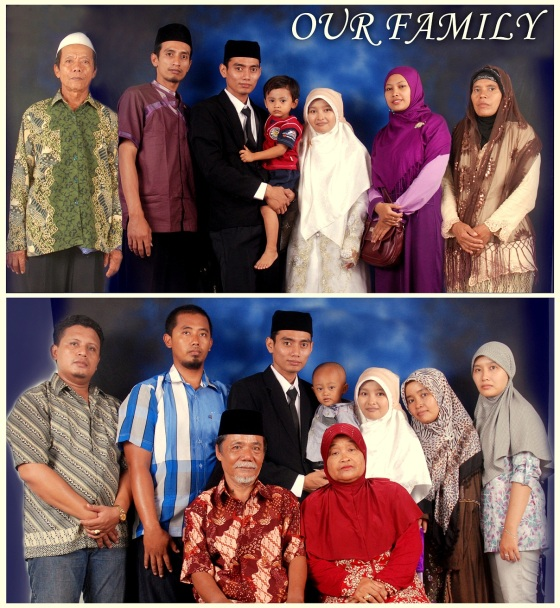 OUR FAMILY UPLOAD